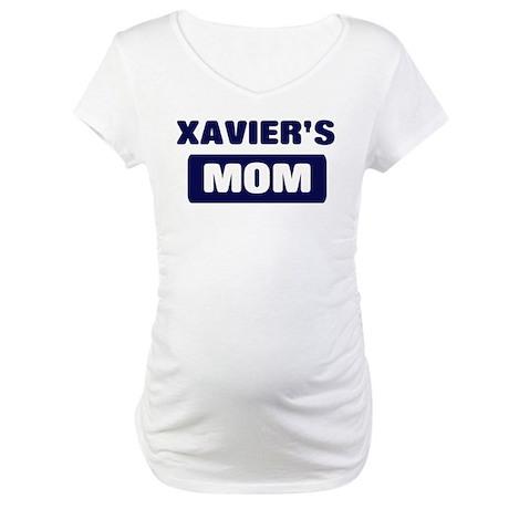 XAVIER Mom Maternity T-Shirt