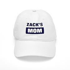 ZACK Mom Baseball Cap