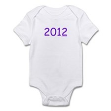 2012 Purple - Infant Creeper