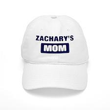 ZACHARY Mom Baseball Cap