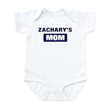 ZACHARY Mom Infant Bodysuit