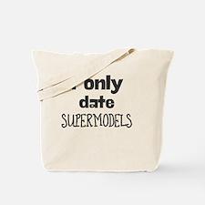 Unique I only date republicans Tote Bag