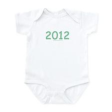 2012 Green - Infant Creeper