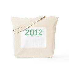 2012 Green - Tote Bag
