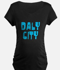 Daly City Faded (Blue) T-Shirt