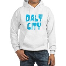 Daly City Faded (Blue) Hoodie