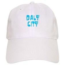 Daly City Faded (Blue) Baseball Cap