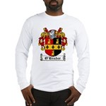 O'Broder Family Crest Long Sleeve T-Shirt