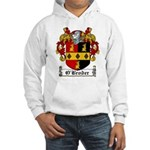 O'Broder Family Crest Hooded Sweatshirt
