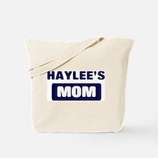 HAYLEE Mom Tote Bag
