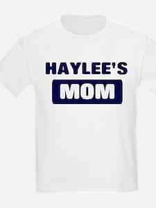 HAYLEE Mom T-Shirt