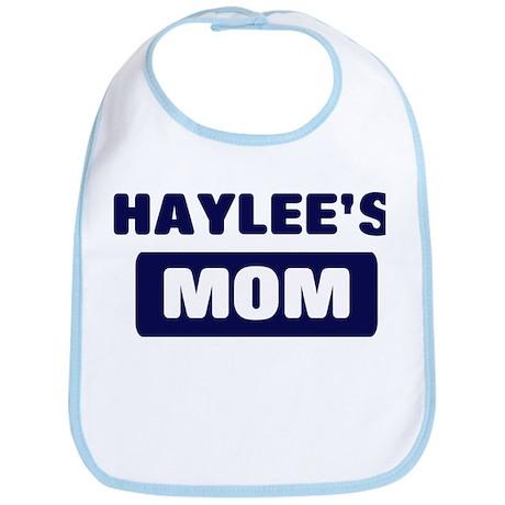 HAYLEE Mom Bib