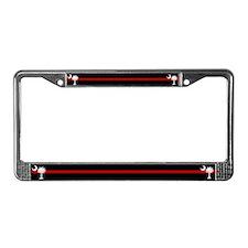 SC Fire Rescue License Plate Frame