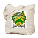 O'Corrigan Family Crest Tote Bag