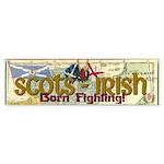 Scots-Irish Bumper Sticker