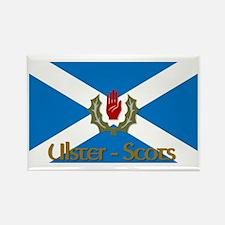 Ulster Scots (scots irish) Magnet