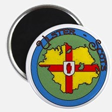 Ulster Scots Magnet
