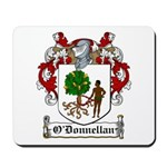 O'Donnellan Family Crest Mousepad