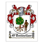 O'Donnellan Family Crest Small Poster