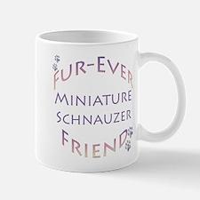 Mini Schnauzer Furever Mug
