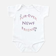 Newfie Furever Infant Bodysuit