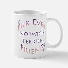 Norwich Furever Mug