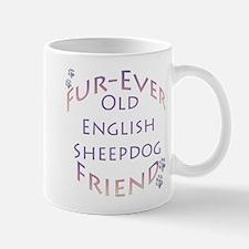 Old English Furever Mug