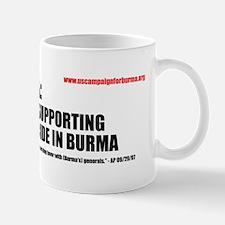 India Stop Genocide Mug