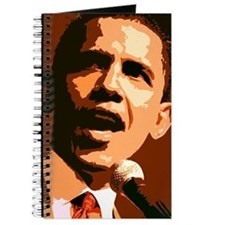 Two Thumbs Up Obama Journal