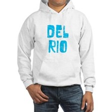 Del Rio Faded (Blue) Hoodie