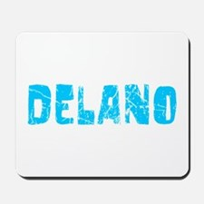 Delano Faded (Blue) Mousepad