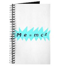 M e = m c 2 Journal