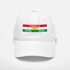 Kurdish Nation Design Baseball Baseball Cap