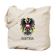 Austria Coat of Arms Tote Bag