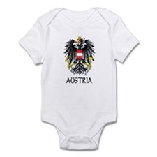 Austria Coat of Arms Infant Bodysuit