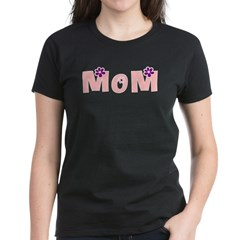 Flowered Mom Tee