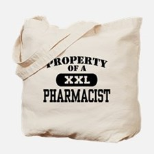 Property of a Pharmacist Tote Bag