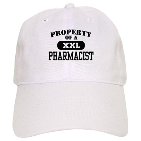 Property of a Pharmacist Cap