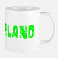 Cumberland Faded (Green) Mug