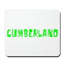 Cumberland Faded (Green) Mousepad