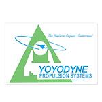 Yoyodyne Postcards (Package of 8)