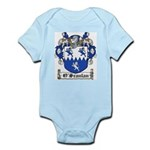 O'Scanlan Family Crest Infant Creeper