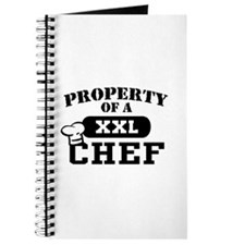 Property of a Chef Journal