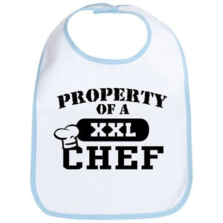 Property of a Chef Bib