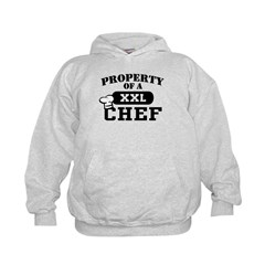 Property of a Chef Hoodie