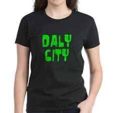 Daly City Faded (Green) Tee