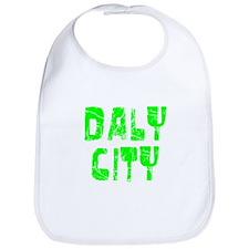 Daly City Faded (Green) Bib