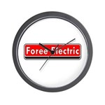 Foree Electric Wall Clock