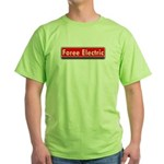 Foree Electric Green T-Shirt