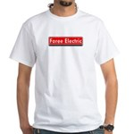 Foree Electric White T-Shirt